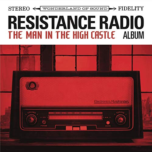 Resistance Radio Man in The High Castle Album