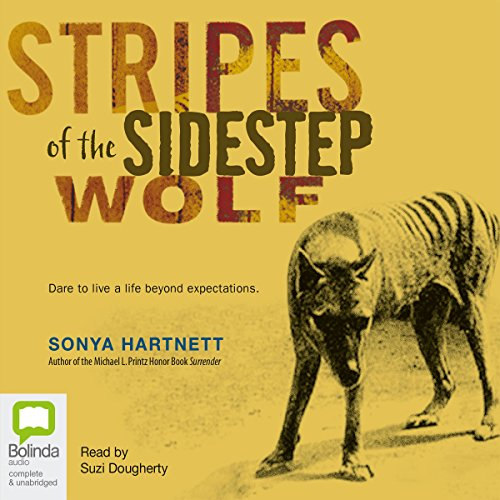 Stripes of the Sidestep Wolf audiobook cover art