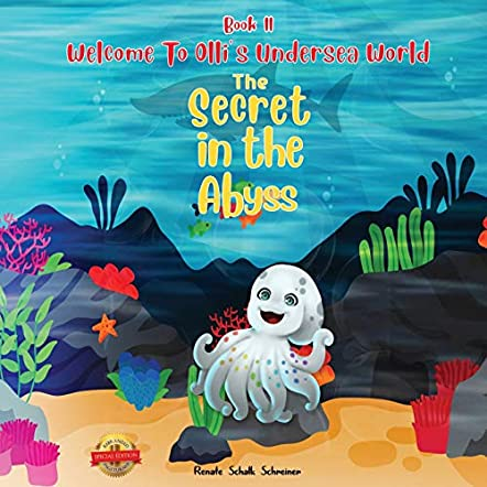 Welcome To Ollie's Undersea World Book II
