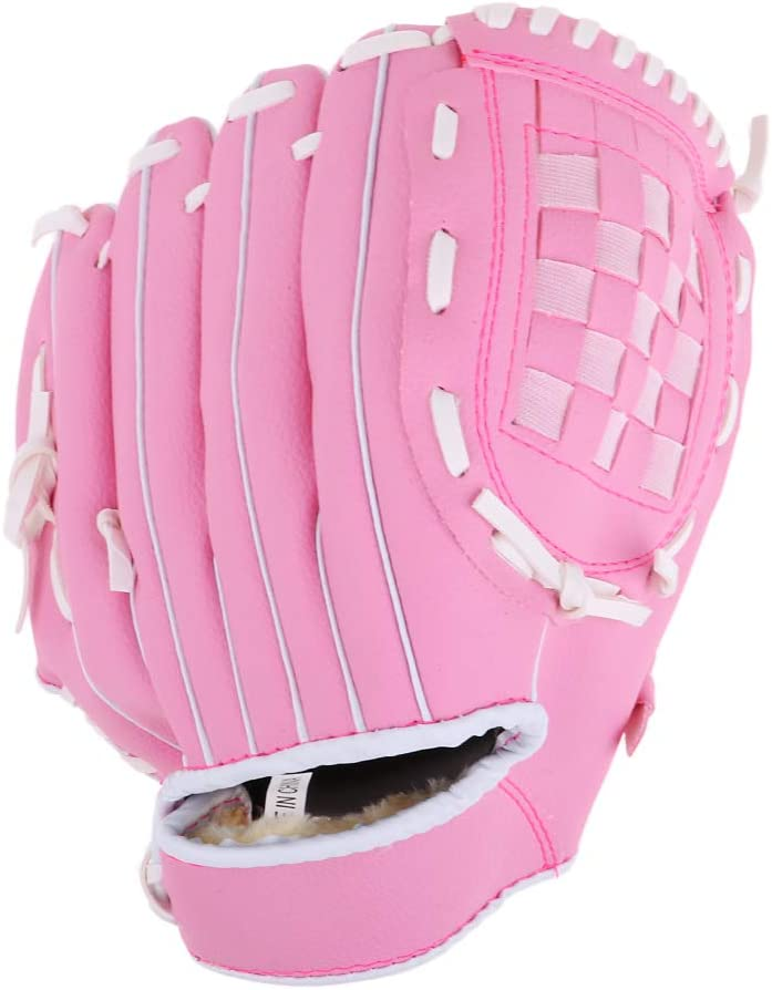 Prettyia Baseball 11.5 10.5 12.5 Al sold out. inch Hand Product You Left Mitt Pitcher