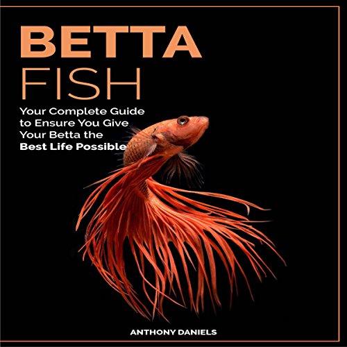Betta Fish audiobook cover art