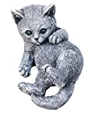 Statue Chat Bella, sont expédiés, au Gel Jusque -30 °c, en Massif Pierre …