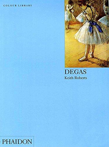 Degas (The Colour Library)
