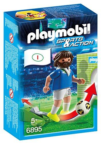 PLAYMOBIL - Futbolista Italia 68950
