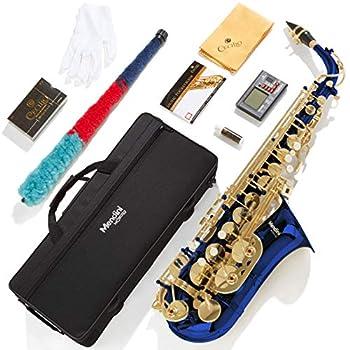 Best blue alto saxophones Reviews