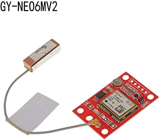 neo 6m gps module with integrated antenna
