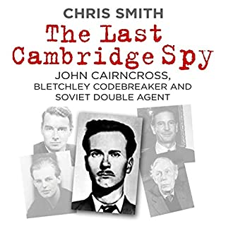 The Last Cambridge Spy cover art