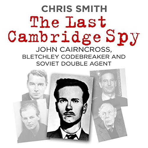 The Last Cambridge Spy audiobook cover art