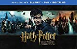 Harry Potter Hogwarts Collection (Blu-ray +...