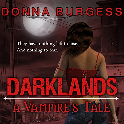 Darklands: A Vampire's Tale cover art