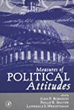 Measures of Political Attitudes (Measures of Social Psychological Attitudes, Vol 2)