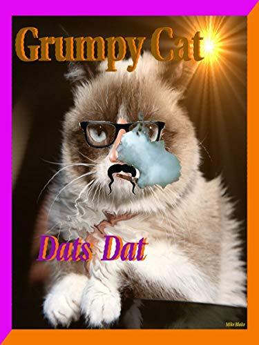Grumpy Cat: Cats Nap ( may b slightly longer ;) (English Edition)