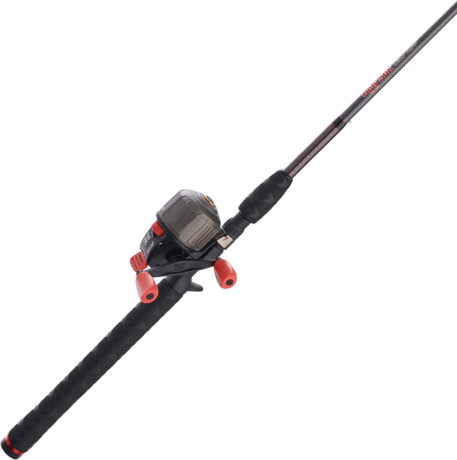 Ugly Stik Tuff New mail order Spincast Reel Fishing Rod Combo Super special price and