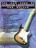 The New Best of Gordon Lightfoot for Guitar: Easy Guitar TAB Deluxe (The New Best of... for Guitar)
