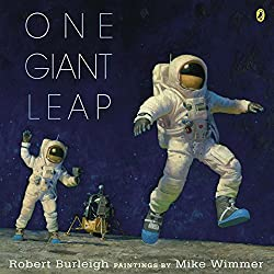 One Giant Leap by Robert Burleigh book