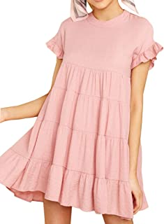 1463f7f5bd7 Amazon.com: High Neck - Dresses / Clothing: Clothing, Shoes & Jewelry
