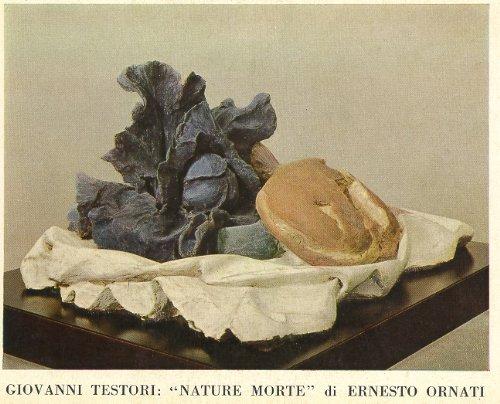 e#39;e#39;Nature mortee#39;e#39; di Ernesto Ornati