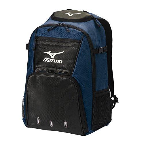 Mizuno Organizer G4batpack, Unisex, Marineblau/Schwarz, Einheitsgröße