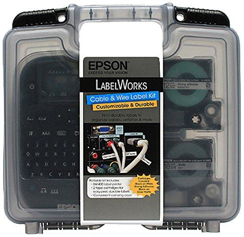 Epson C51CB70190 Label Printer Kit