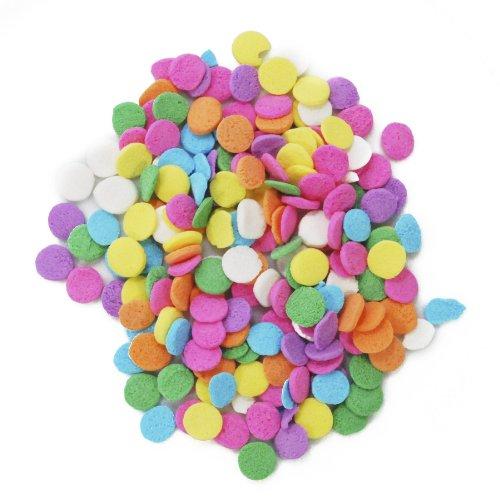 Dress My Cupcake DMC27290 Oasis Supply Sprinkles, Standard, Pastel Confetti