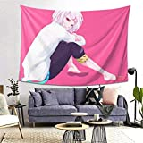 IUBBKI Tapiz Anime Tokyo Ghoul Tapestry Wall Hanging,Living Room Bedroom Dorm Hippie Soft and Durable Decor Tapestries Suitable.
