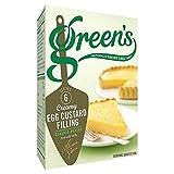Green's Mezcla De Relleno De Crema De Huevo (54g) (Paquete de 6)