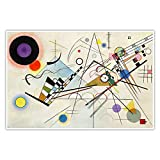 CanvasArts Komposition VIII 8 Wassily Kandinsky - Poster