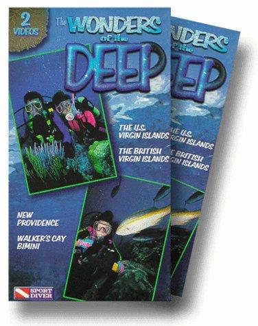Wonders of the Deep: U.S.Virgin Islands/British Virgin Islands/New Providence/Walker's Cay Bimini [VHS]