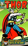 The Mighty Thor - Enter Hercules / Battle of the Gods [VHS]