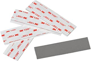 3M VHB Tape 4926, 0.75 in width x 4 in length (5 Pieces/Pack) (1 Pack)