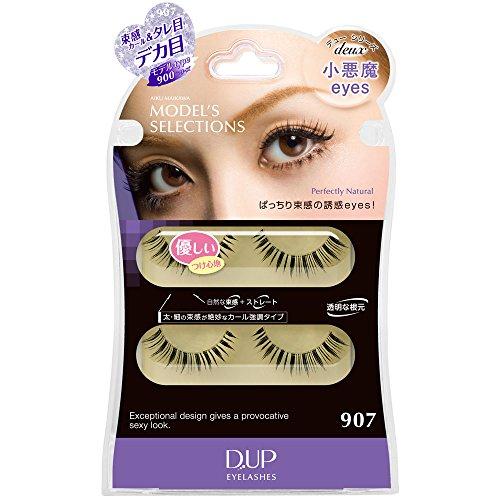 D.U.P Eyelashes Rich Eyes 907 [Badartikel]