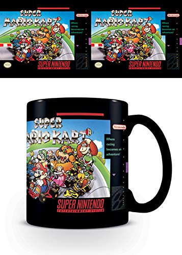 Pyramid 62SNES22 Mug, 315 milliliters, Multicolor