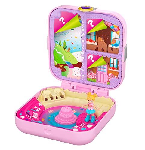 Polly Pocket- Cofanetto Negozio delle Caramelle Giocattolo per Bambini 4+Anni, GKV11
