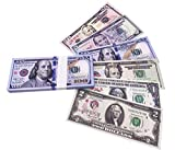 Movie Prop Money Full Print 2 Sides,Copy Play Money 140 Sets for Movies,TV,Music Videos