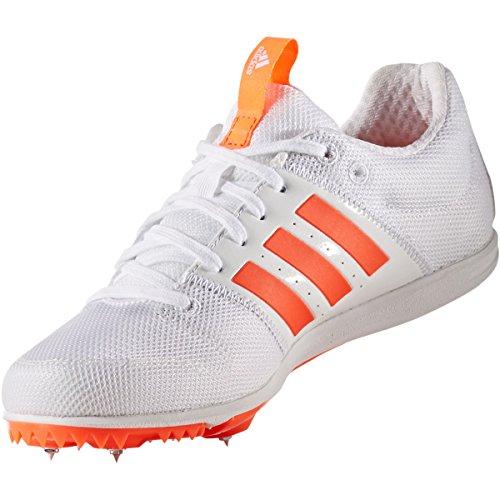 adidas , Jungen Laufschuhe Weiß weiß