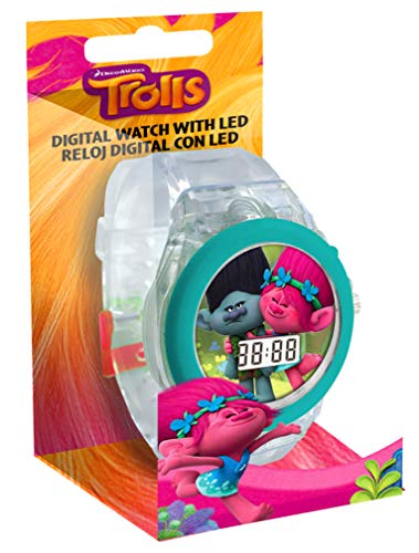 Disney - rol digitale klok met licht LED, tr17059