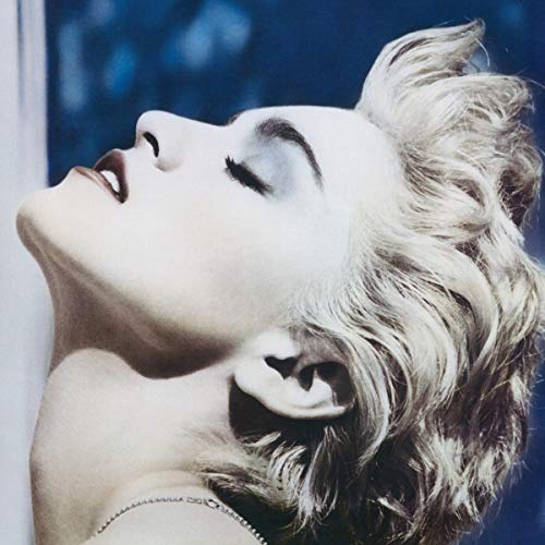 Madonna - True Blue (LP Transparente) [Vinilo]