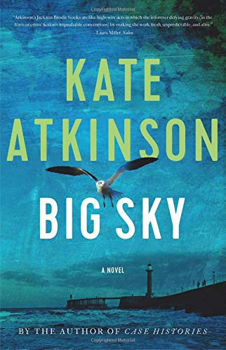 Image of Big Sky (Jackson Brodie): A Novel (Jackson Brodie) (Jackson Brodie, 5)