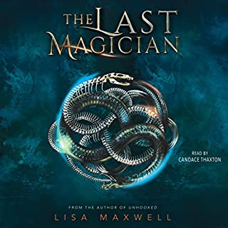 Couverture de The Last Magician