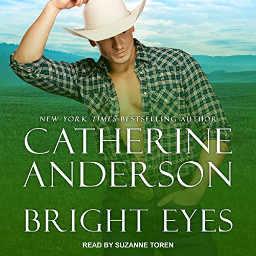 Bright Eyes audiobook cover art