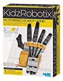 4M 4073 Kidzrobotix Motorized Robot Hand Kids Science Kit