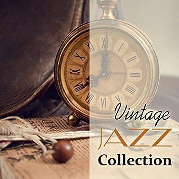 Vintage Jazz Collection – Smooth Jazz Relaxation, Vintage Jazz Music, Calm Background Jazz, Cool Smooth Jazz