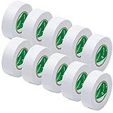 ビニールテープ 19mm×10m 10個入 VT195-10P 白