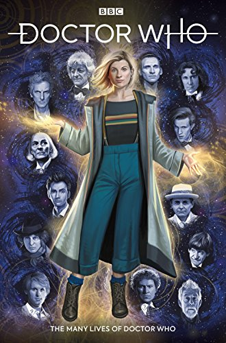 Doctor Who: The Thirteenth Doctor, Volume 0: The Many Lives of Doctor Who