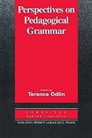 Perspectives on Pedagogical Grammar (Cambridge Applied Linguistics)