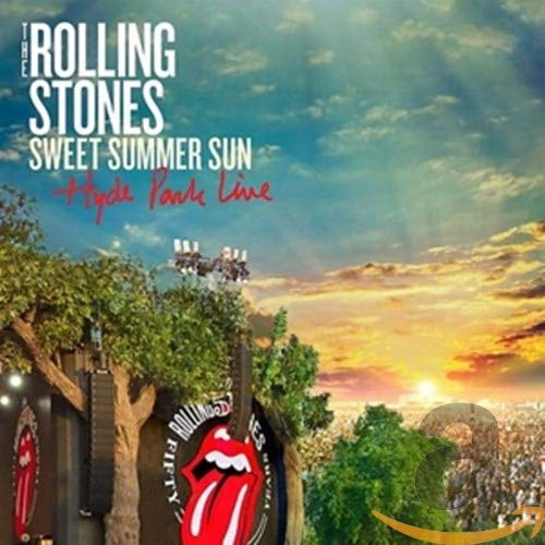 The Rolling Stones: Sweet Summer Sun - Hyde Park Live [DVD+2CD]