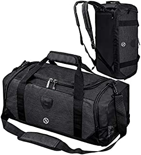 Gym Duffle Bag Backpack by Cico Rider