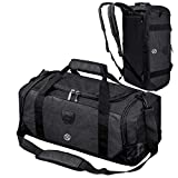Gym Duffle Bag Backpack Waterproof...