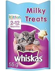 Whiskas Dolcetti per gatti, 8 x 55g