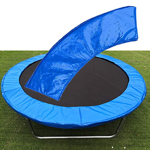 APJJ Trampoline Padding 10Ft, Trampoline Replacement Safety Pad (Spring Cover), Replacement Trampoline Pad Foam Safety Guard Padding,Universal Tear and Weather-Resistant Trampoline Spares